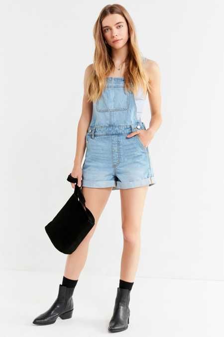 BDG Linda Denim Shortall Overall