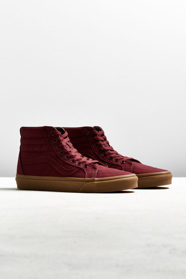 vans gum sole brown