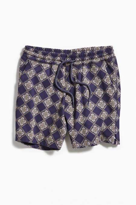 UO Patterned Lucian Short