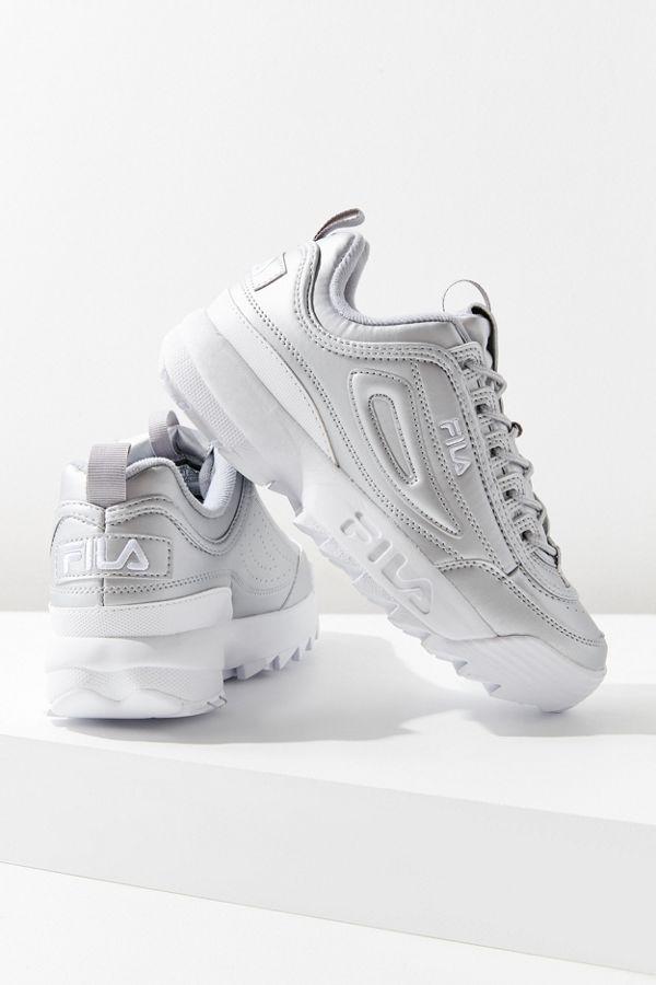 fila shoes disruptor 2suit space