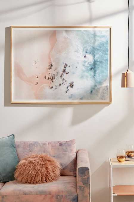 Ingrid beddoes sea bliss art print quick shop