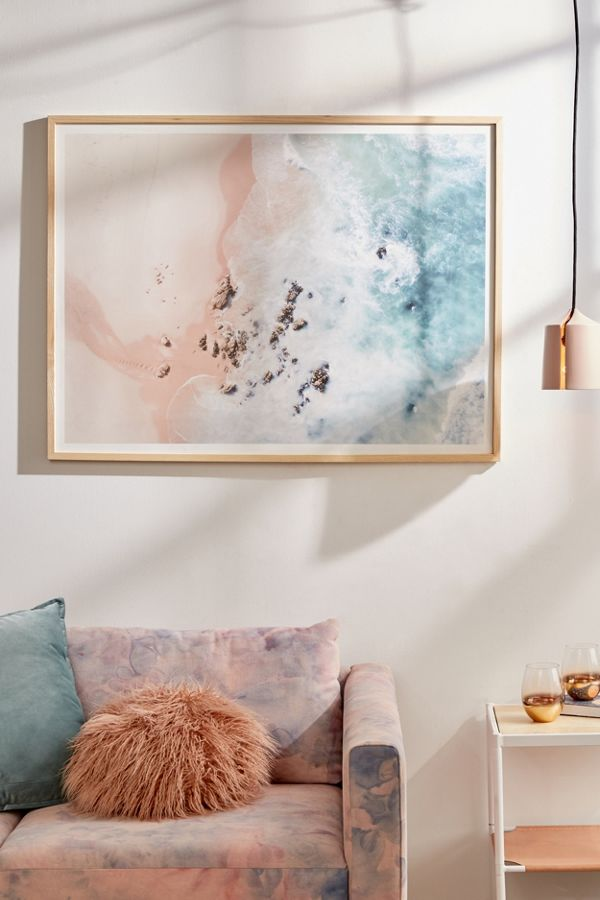 Ingrid Beddoes Sea Bliss Art Print Urban Outfitters
