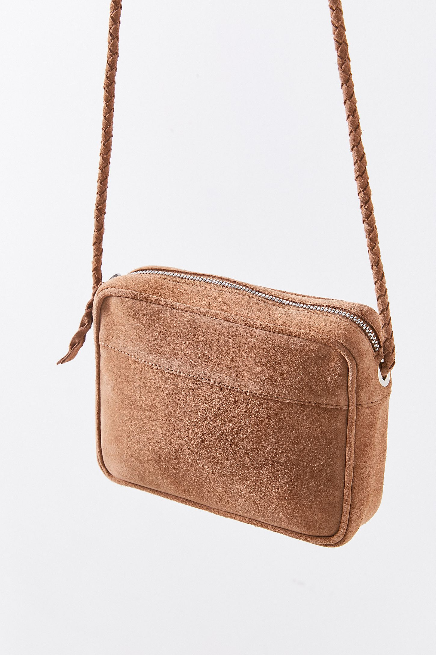 Lovely June Suede Crossbody Bag | Urban Outfitters LX24