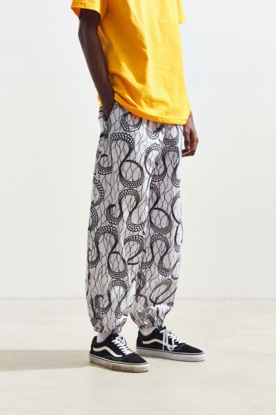 UO Powatt Xander Pant - White S at Urban Outfitters