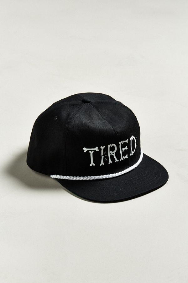 Tired Bones Logo Snapback Hat  4a39a7698e1