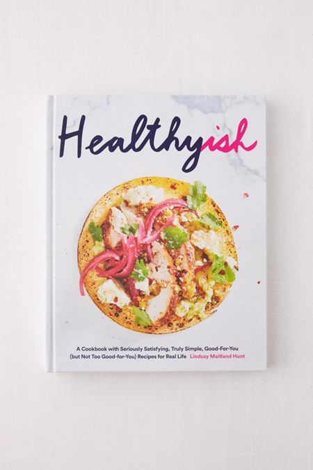 Cookbooks recipe books urban outfitters healthyish by lindsay maitland hunt forumfinder Gallery