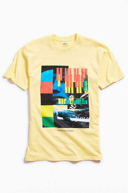 Publish Stereo Tee
