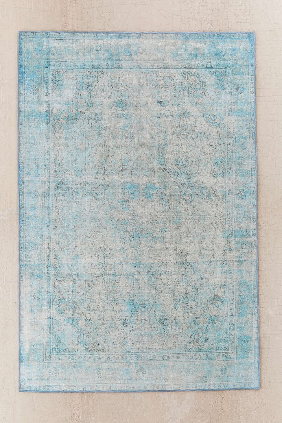 Lawrence Printed Rug Urban Outfitters