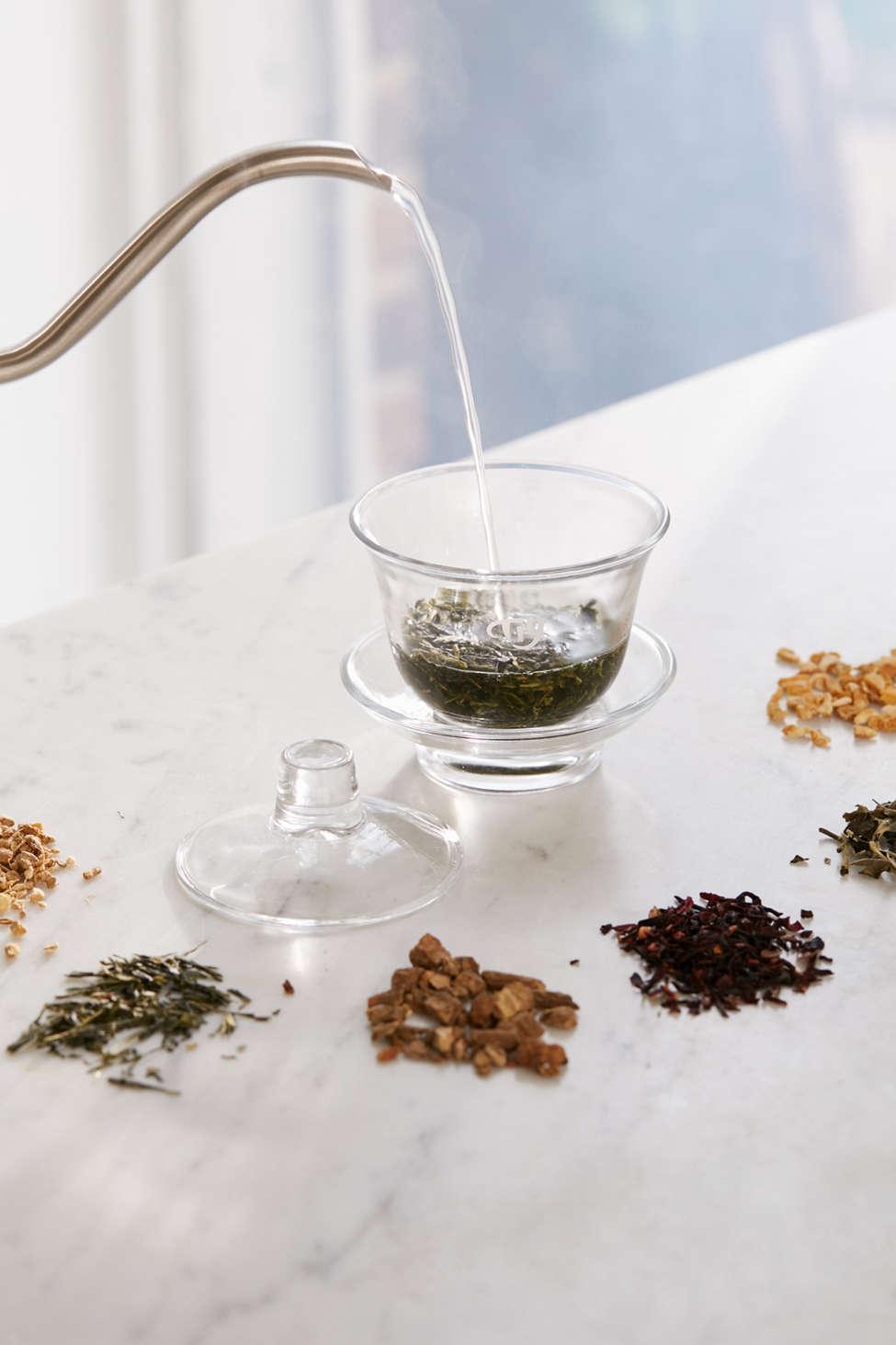 Slide View: 2: Make-Your-Own Detox Tea + Gaiwan Kit