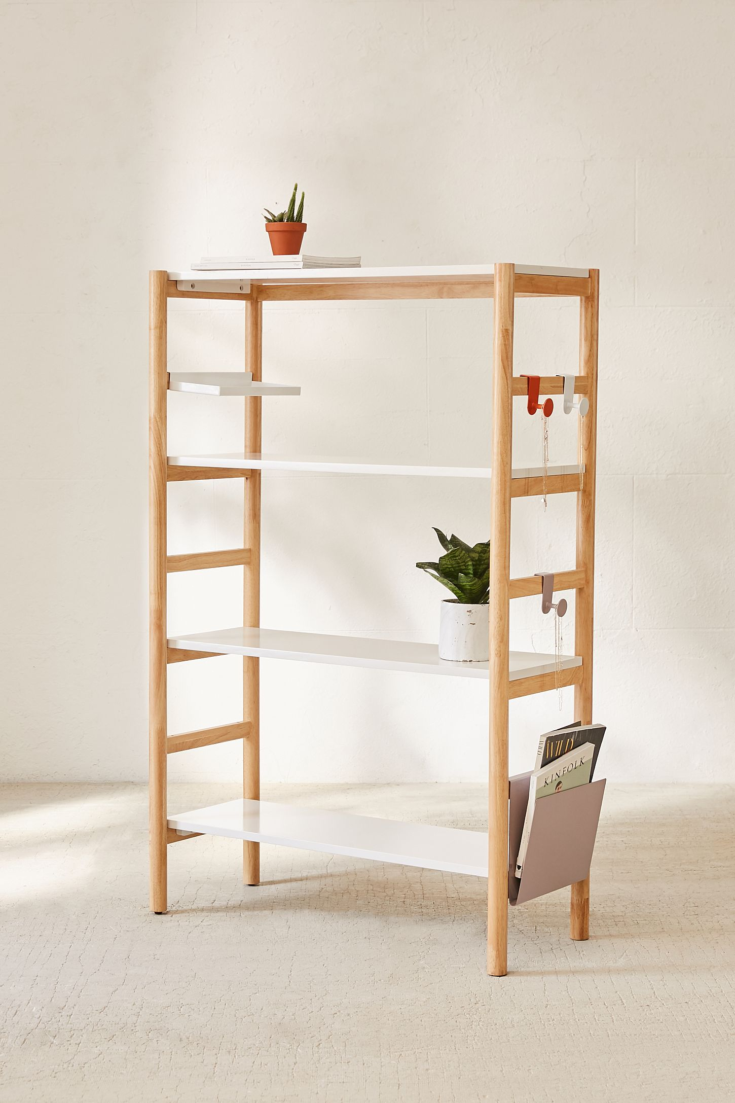 with bookshelf furniture low amazing open decorating bookcase home beech wooden modular bookcases