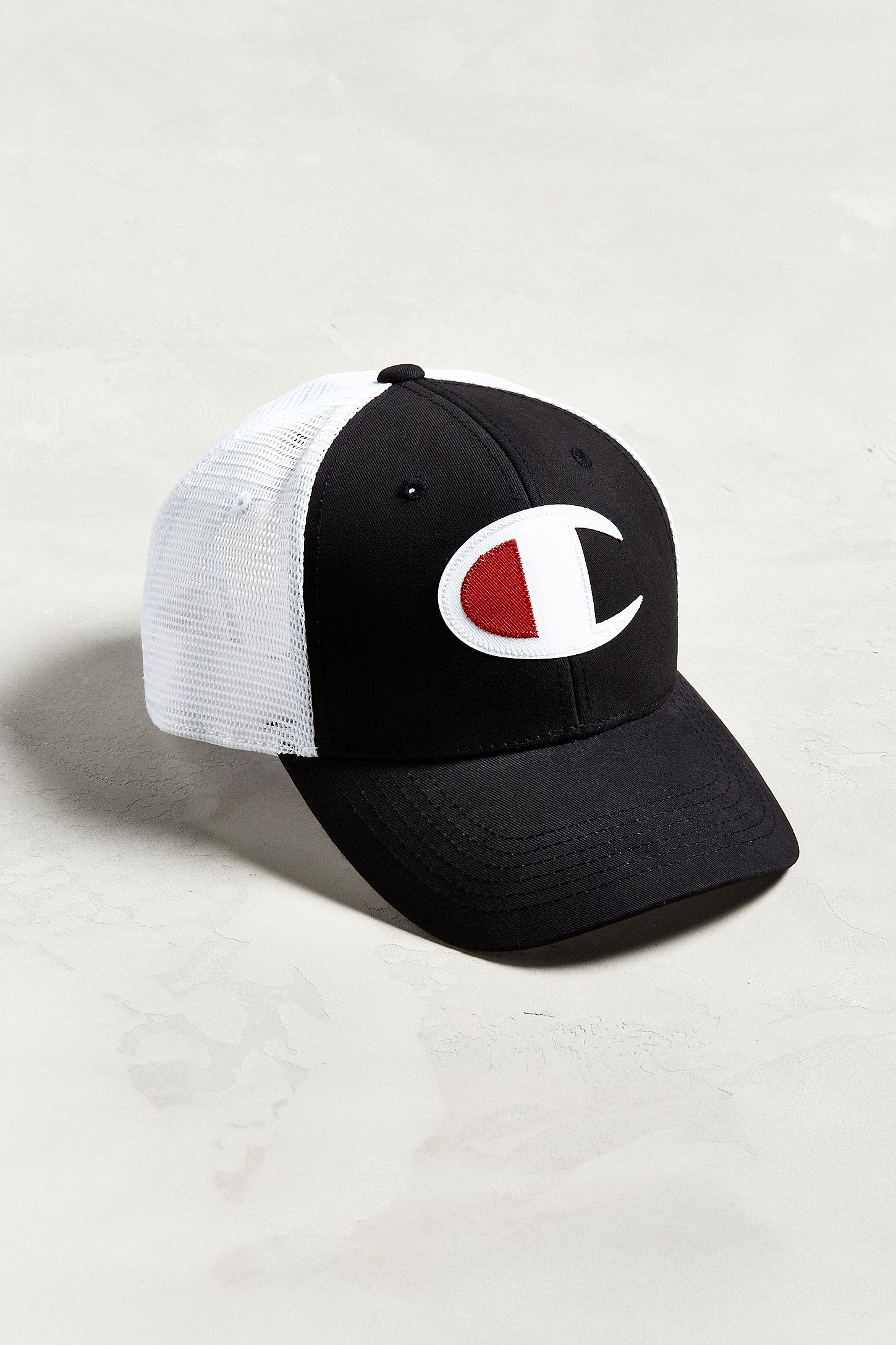 Champion Twill Mesh Trucker Hat  400deb710a9