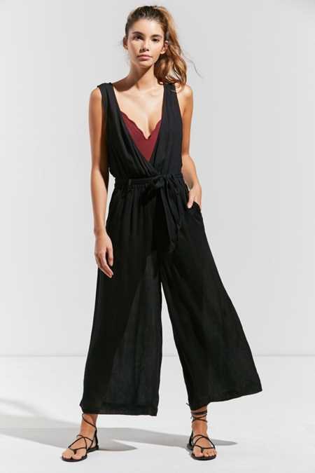 Out From Under Leila Gauze Jumpsuit