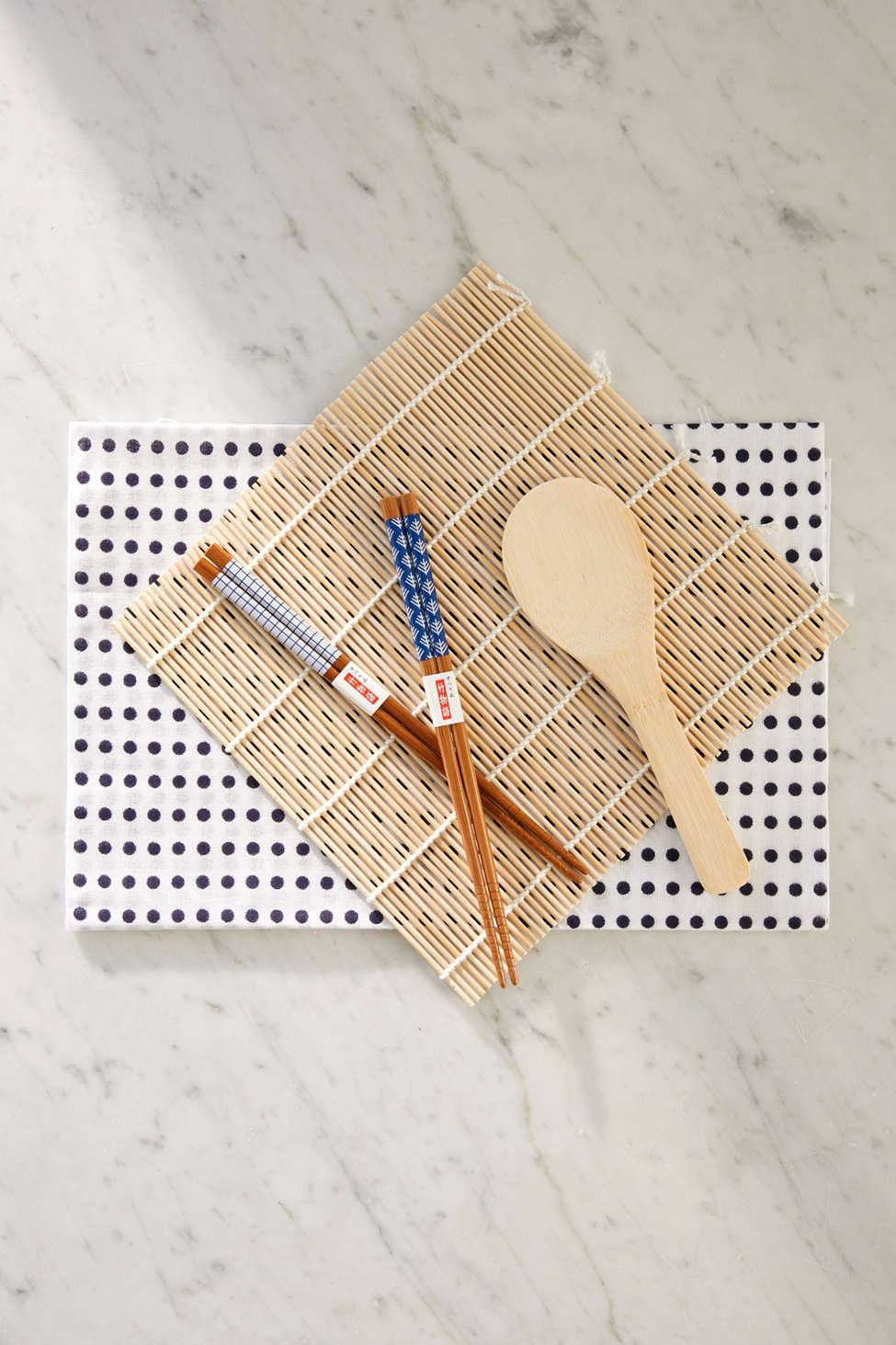 Slide View: 1: Sushi Kit