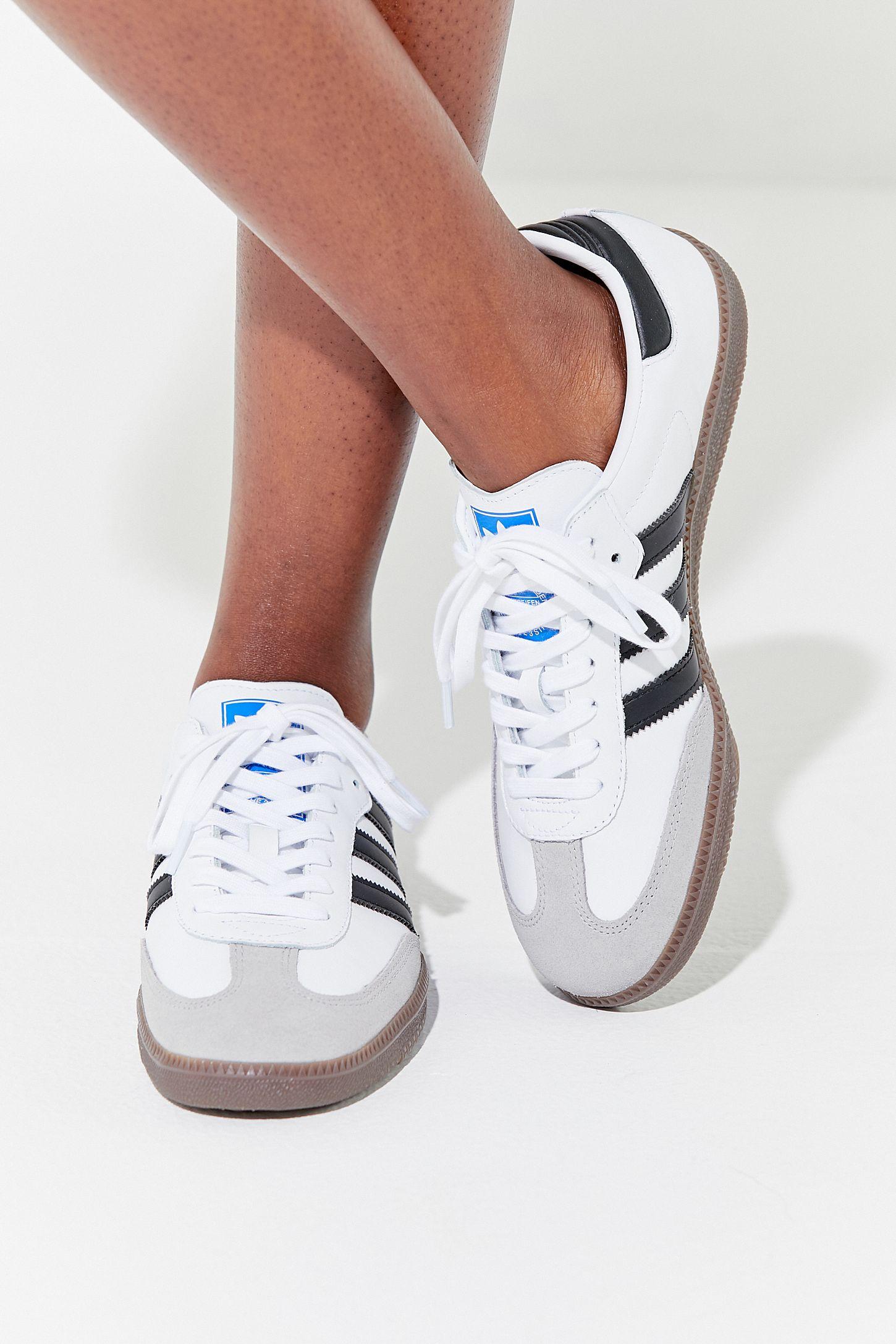 1014595fe65 adidas Originals Samba OG Sneaker