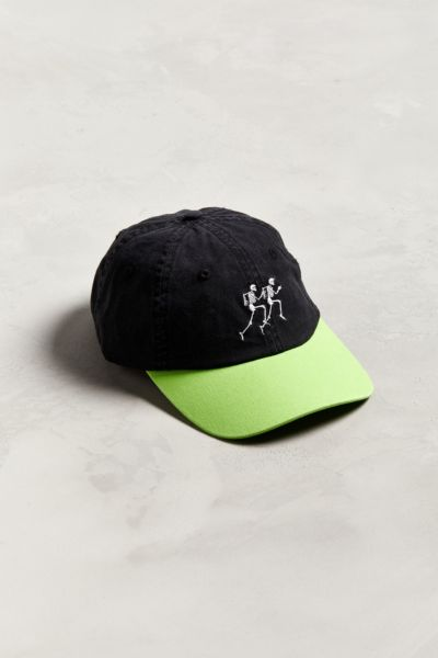 Lazy Oaf On The Run Baseball Hat by Lazy Oaf