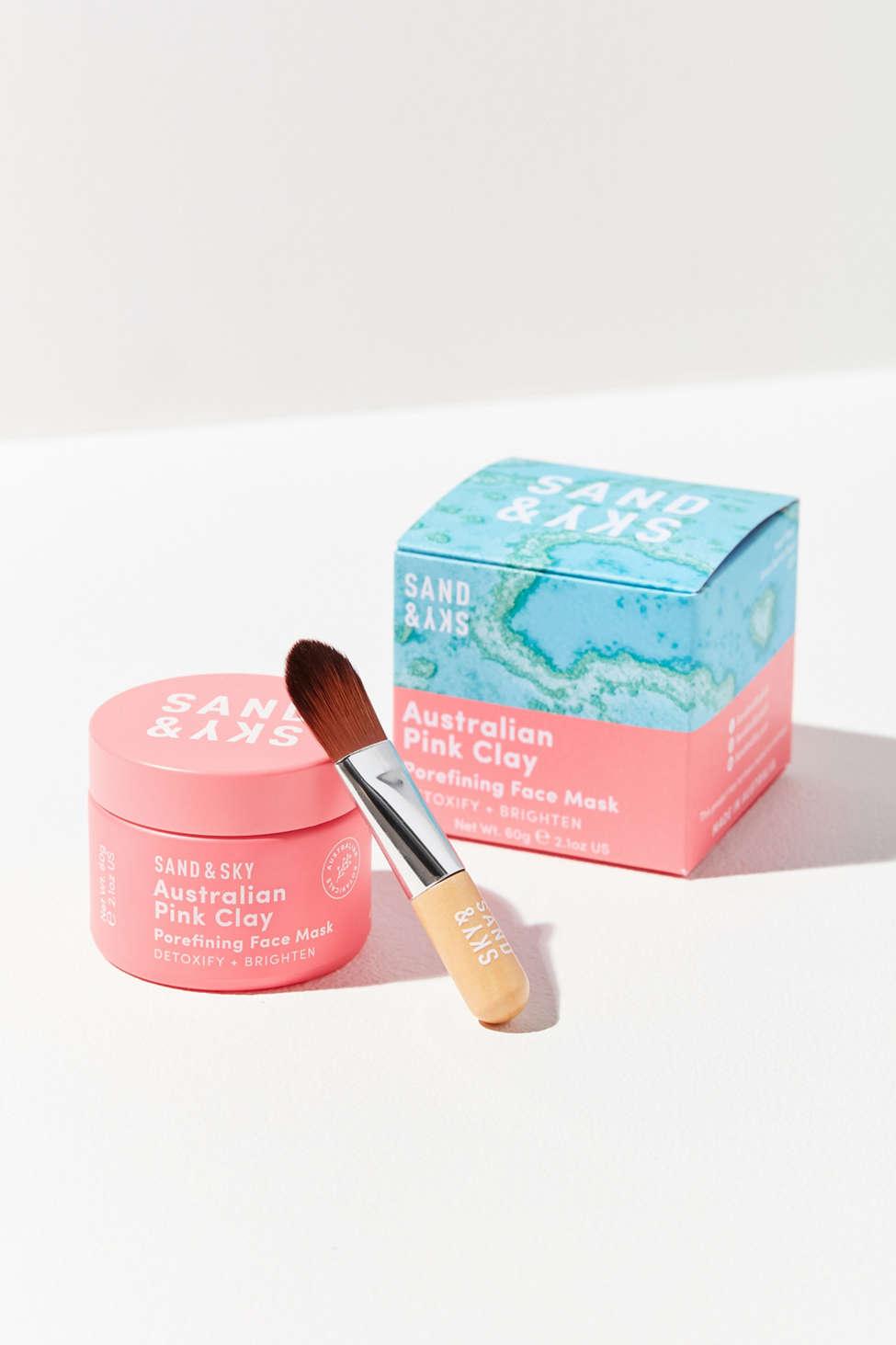 Sand&Sky Australian Pink Clay Face Mask by Sand&Amp;Sky