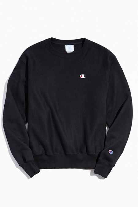 Champion Reverse Weave Fleece Crew Neck Sweatshirt 62d5f33ea283f