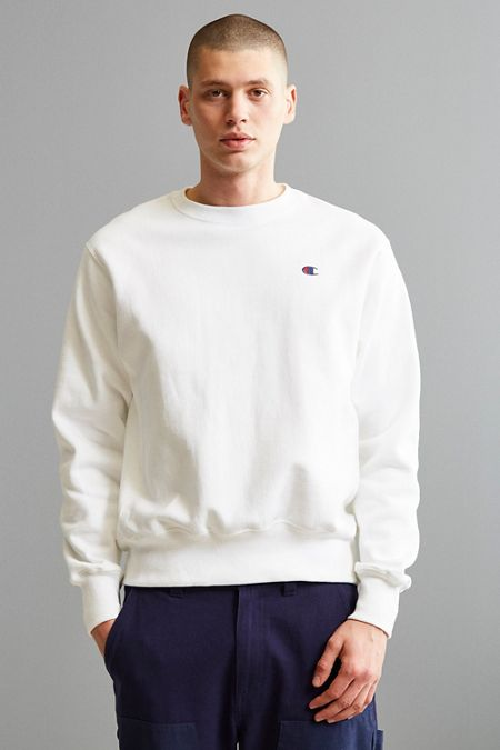 Champion Reverse Weave Fleece Crew Neck Sweatshirt aa1d89654481