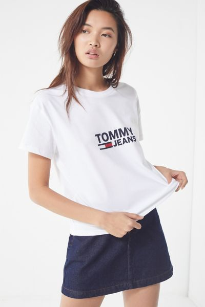Tommy Jeans Classic Logo Tee by Tommy Jeans