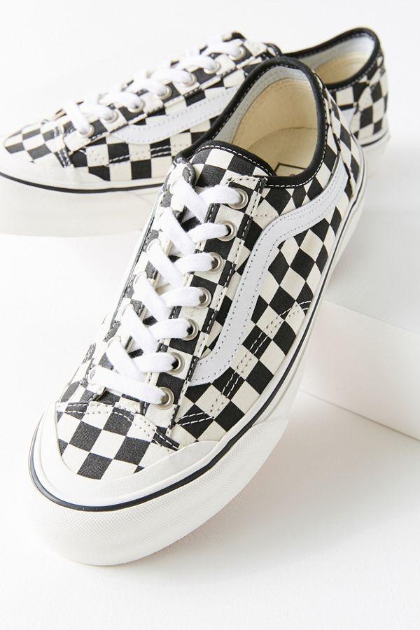 Vans Style 36 Decon SF Checkerboard Sneaker  3bda009d1b7c