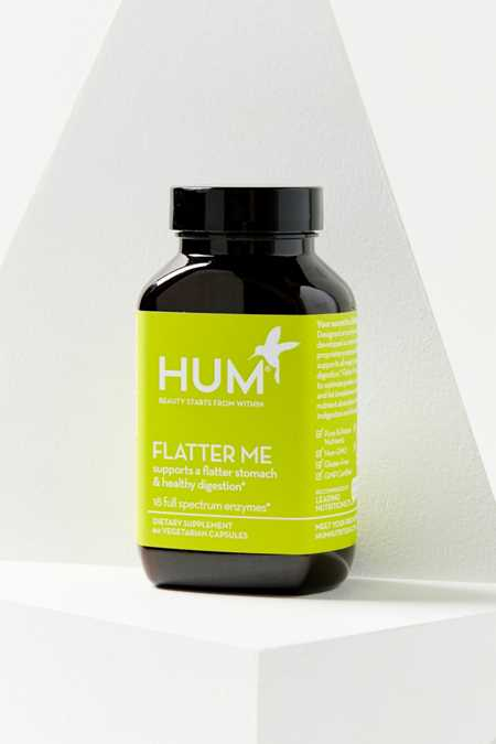 HUM Nutrition Flatter Me Vitamin Supplement