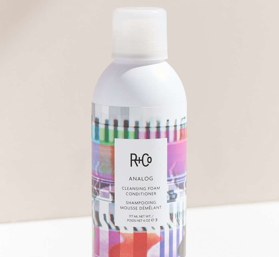 Slide View: 1: R+Co Analog Cleansing Foam Conditioner