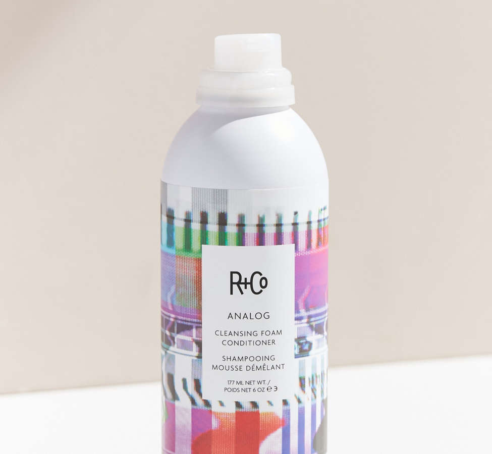 Slide View: 2: R+Co Analog Cleansing Foam Conditioner