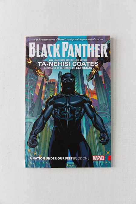 Black Panther Book 1: A Nation Under Our Feet By Ta-Nehisi Coates