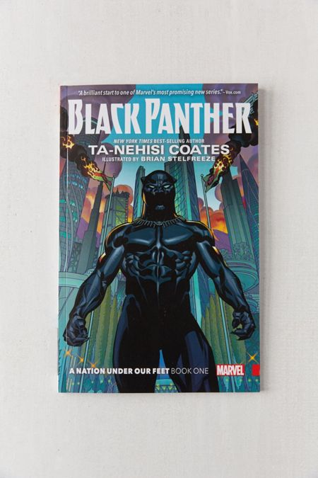 Desk accessories college school supplies urban outfitters black panther book 1 a nation under our feet by ta nehisi coates solutioingenieria Images