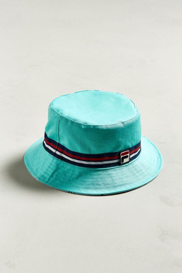 FILA Reversible Printed Bucket Hat  c91ade946b73