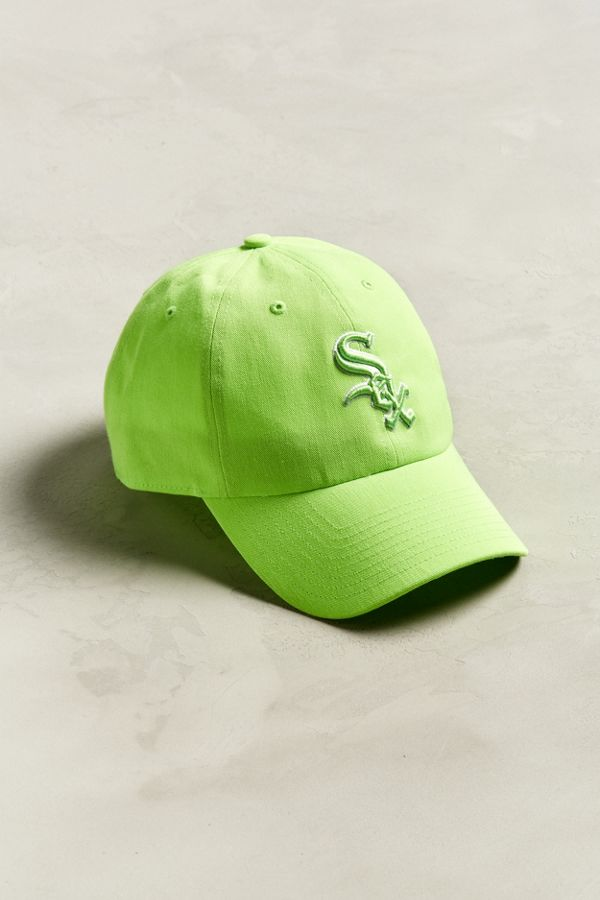 a8bf2c2f9e5 47 Brand Chicago White Sox Neon Baseball Hat