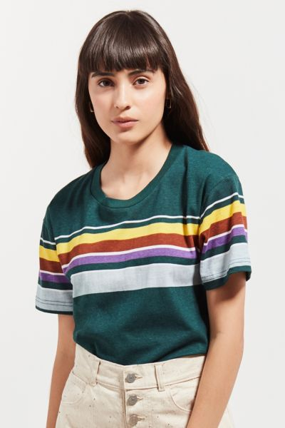 Uo The Big Brother Striped Tee by Urban Outfitters