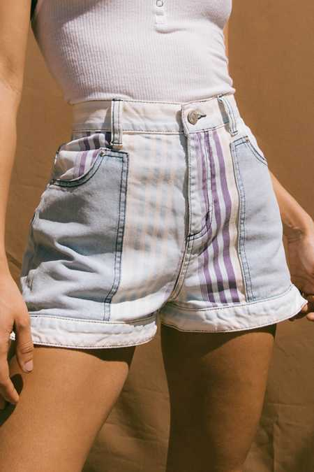 BDG Mom High-Rise Denim Short – Nebraska