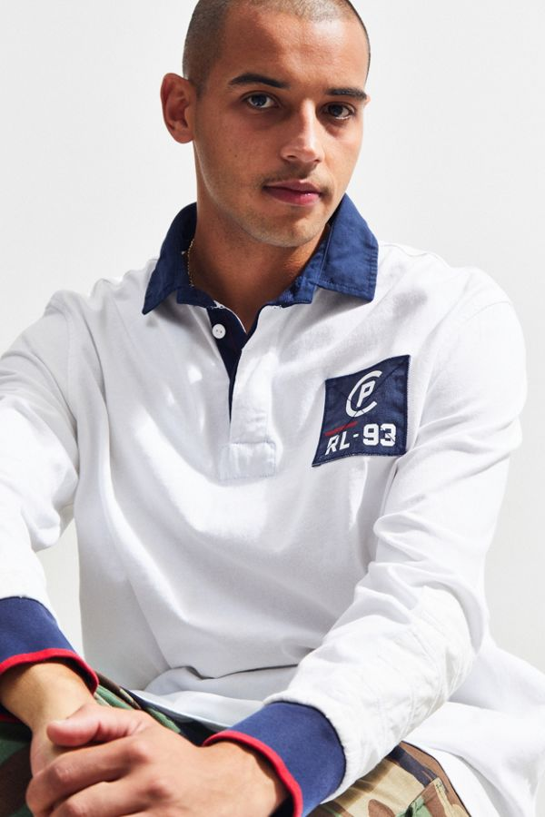 Polo Ralph Lauren Rugby Shirt   Urban Outfitters 9b5780a2fdc