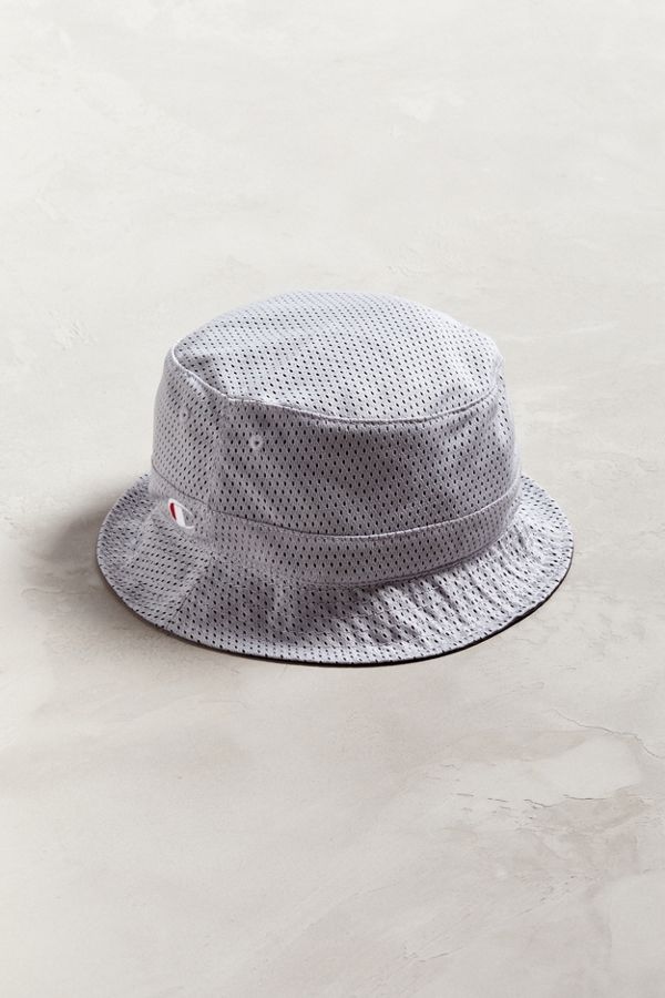 Champion Reversible Mesh Bucket Hat  ee6cea590ff