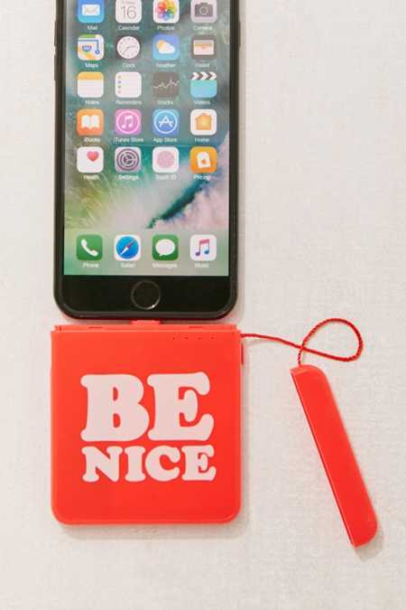 ban.do Be Nice Portable Power Bank