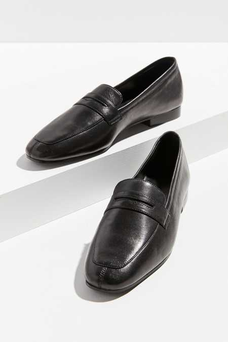 UO Leather Loafer