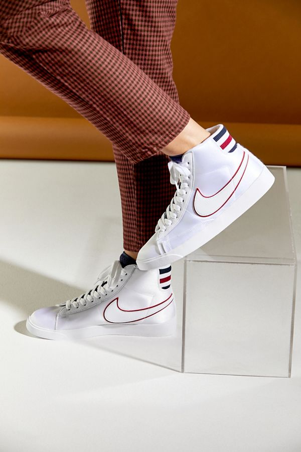 Mid SneakerUrban Nike Outfitters Premium Blazer n0N8mOwv