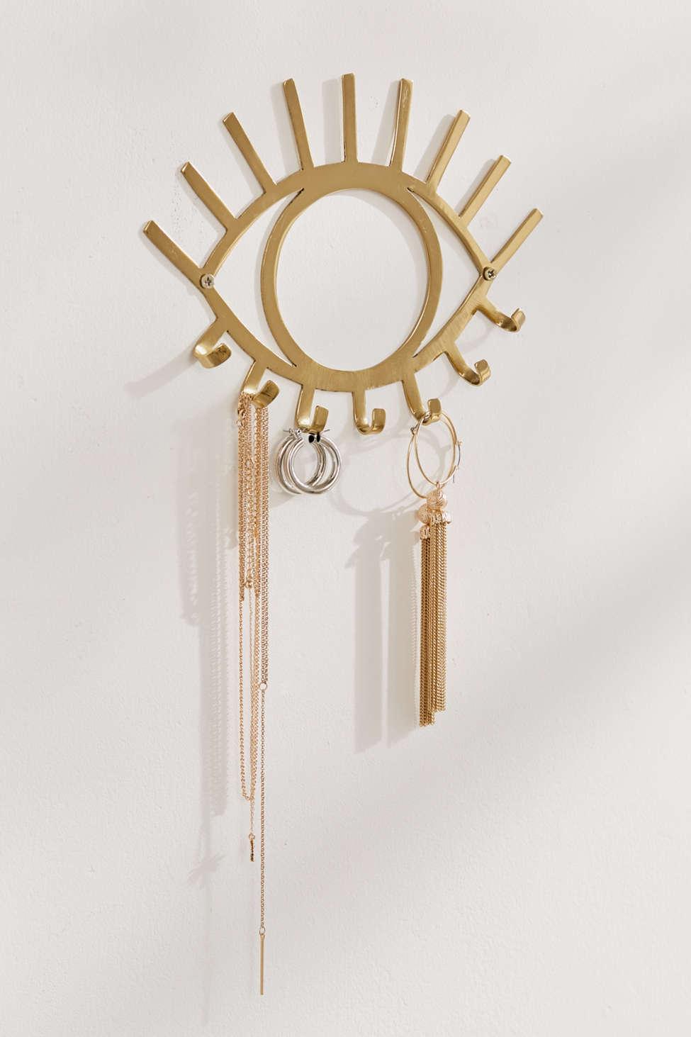 Slide View: 1: Eye Jewelry Multi-Hook
