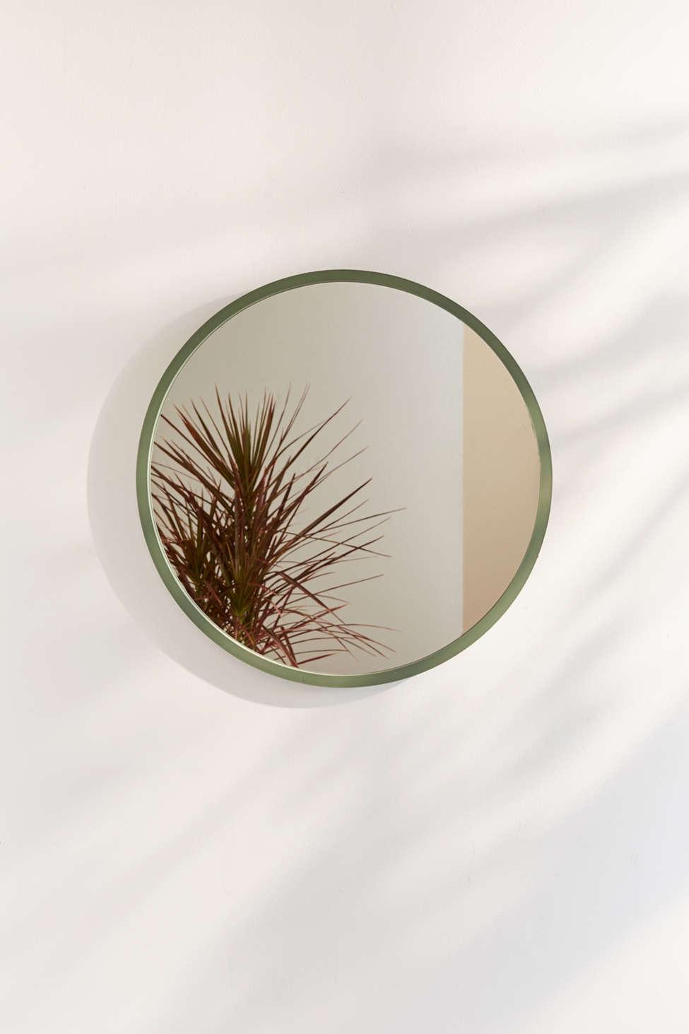 """Slide View: 1: Hub Round  24"""" Mirror"""