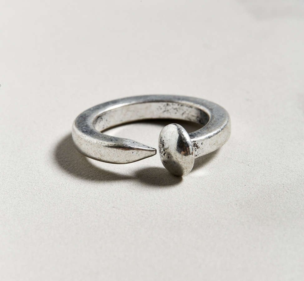 Slide View: 1: Icon Brand Tack Ring
