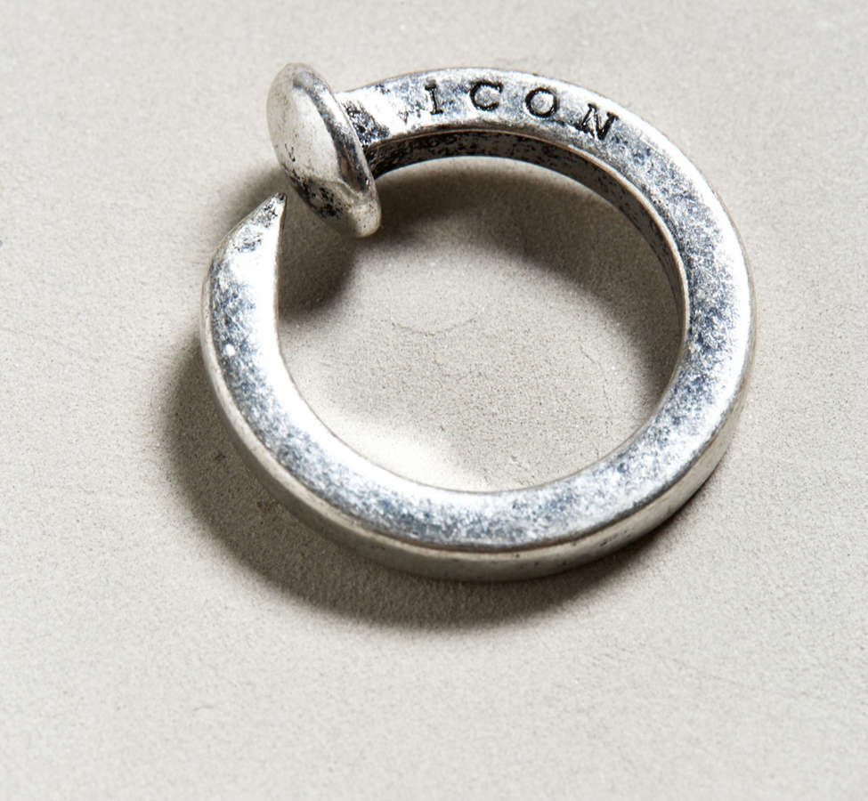 Slide View: 2: Icon Brand Tack Ring
