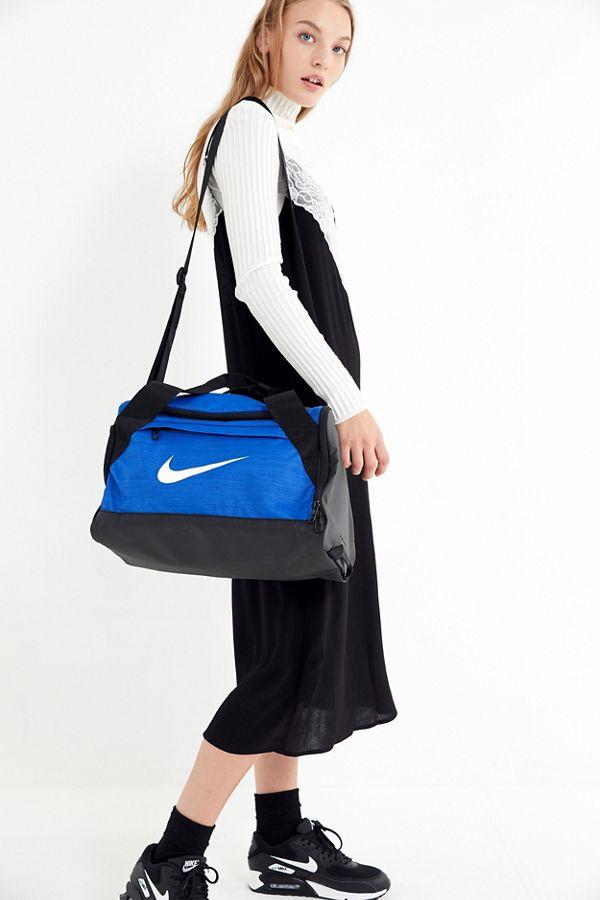 c9ec81f7231 Nike Brasilia Small Duffle Bag   Urban Outfitters