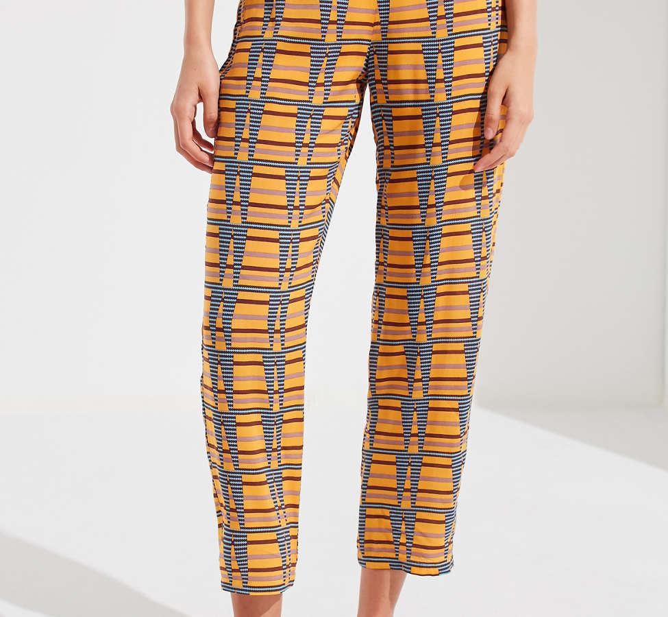Slide View: 2: UO Dolores Cropped Pant