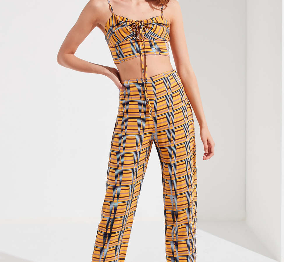 Slide View: 4: UO Dolores Cropped Pant