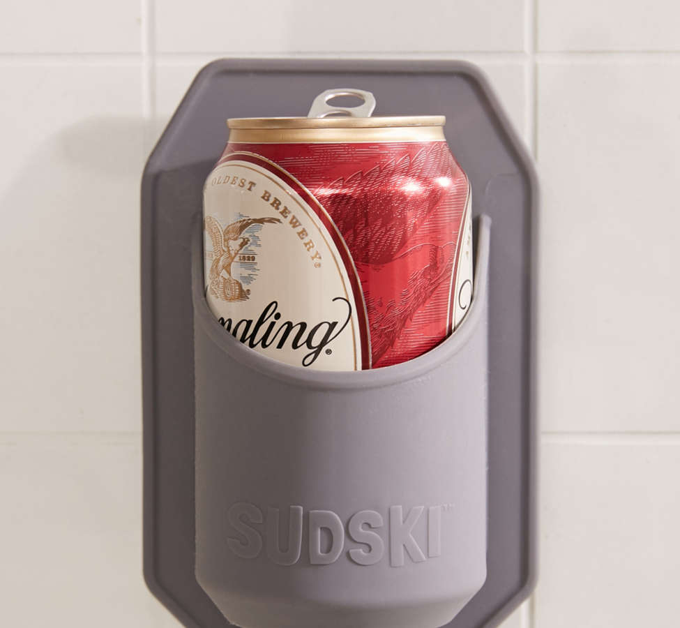 Slide View: 1: Sudski Shower Beer Holder