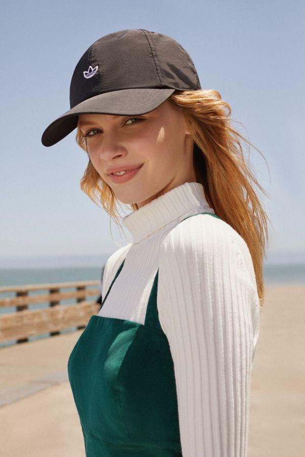 adidas Originals Relaxed Strapback Nylon Baseball Hat  b3cafa4ecb4