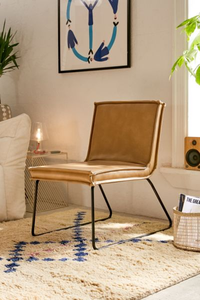 Marshall Faux Leather Chair by Urban Outfitters