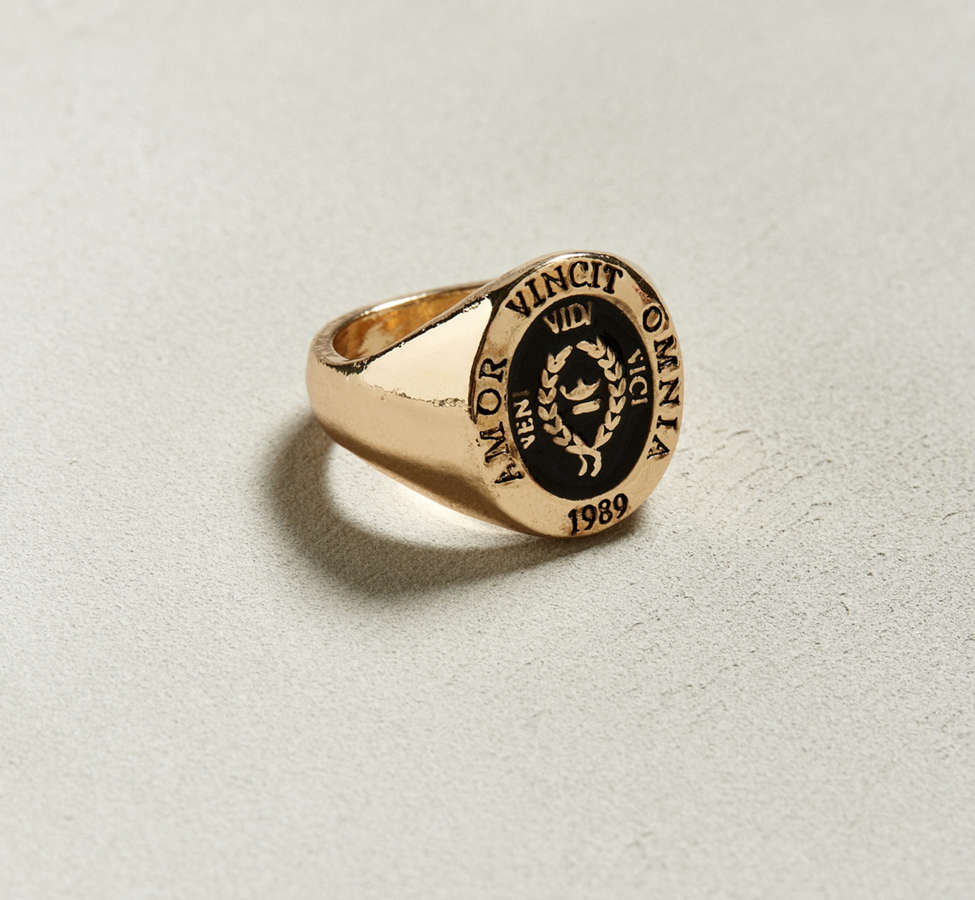 Slide View: 1: UO Amor 1989 Ring