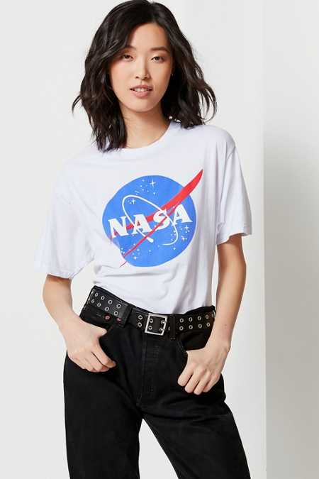 T-shirt à logo NASA